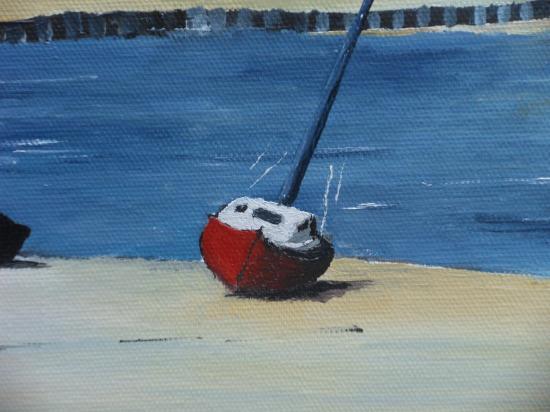 bateau st valéry (détail)