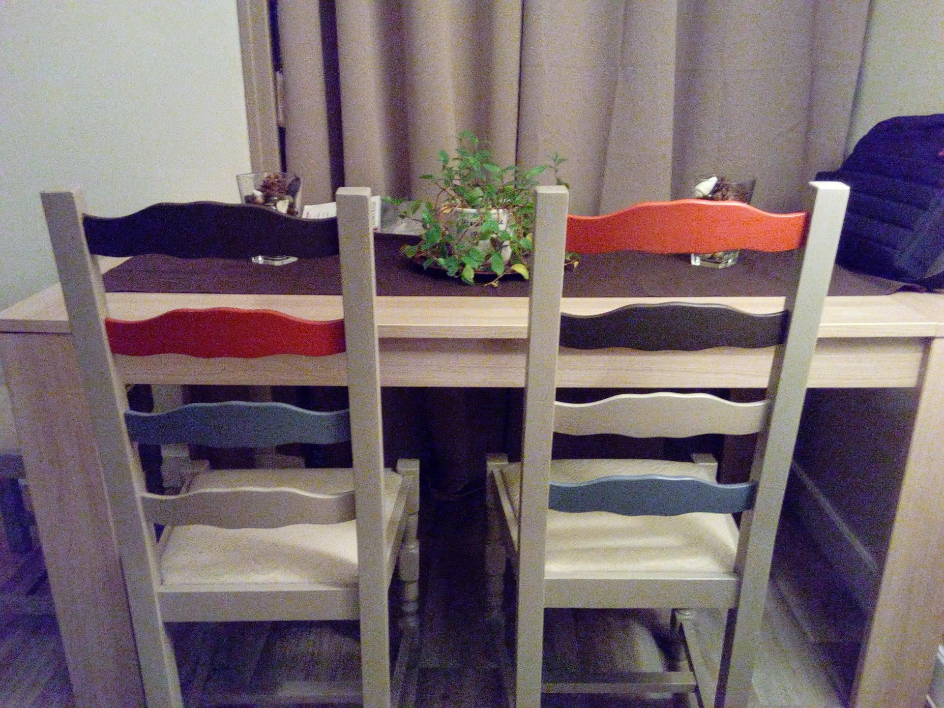 r novation de chaises. Black Bedroom Furniture Sets. Home Design Ideas