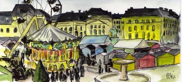 marché de Noël Orléans