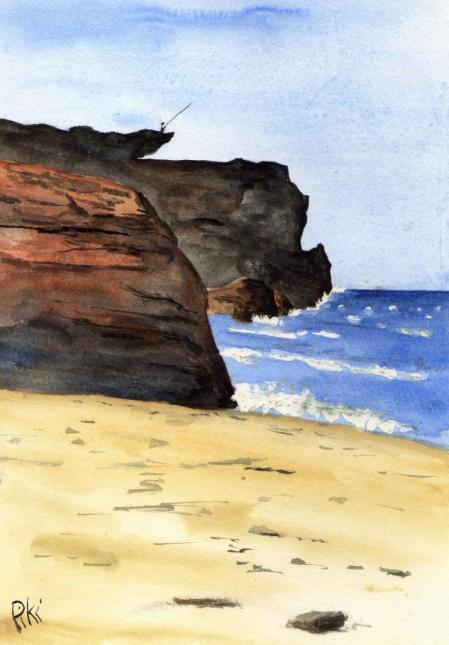 plage Milfontes 2