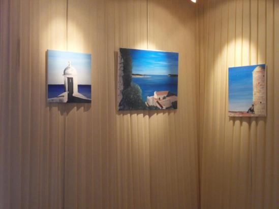 paysages marins au château