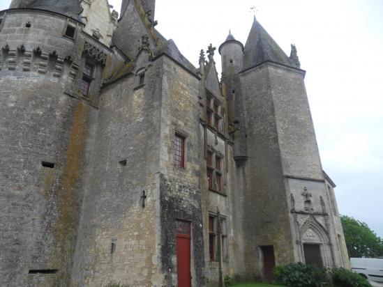 château du Marquis de Montespan