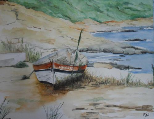 barque perdue